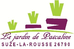 Le jardin de Pascaline Suze la Rousse