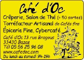 Café d'Oc Bazas